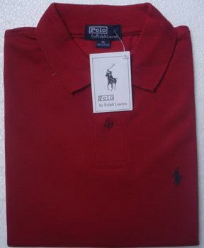 Ralph Lauren Polo - Red