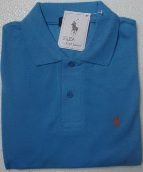 Ralph Lauren Polo - Light Blue