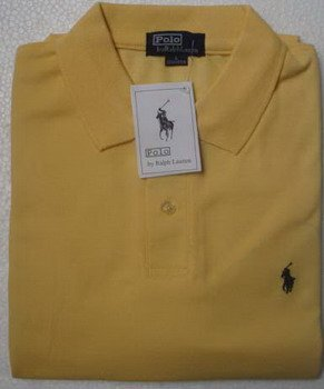 Ralph Lauren Polo - Yellow