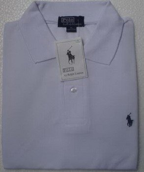 Ralph Lauren Polo - White