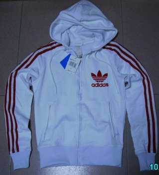 Adidas Jacket - Light Blue
