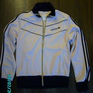 Adidas Jacket - White