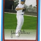 2008 Bowman BLUE Austin Kearns (Nationals) #99 (#'d 222/500)