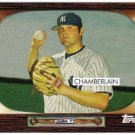 2008 Topps Trading Card History Alex Rodriguez (Yankees) #TCH6
