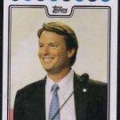2008 Topps Campaign 2008 John Edwards (Democrat) #C08-JE