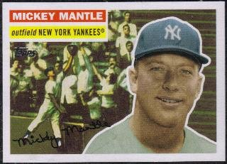 2008 Topps 2 The Mantle Story Mickey Mantle (Yankees) #MM58