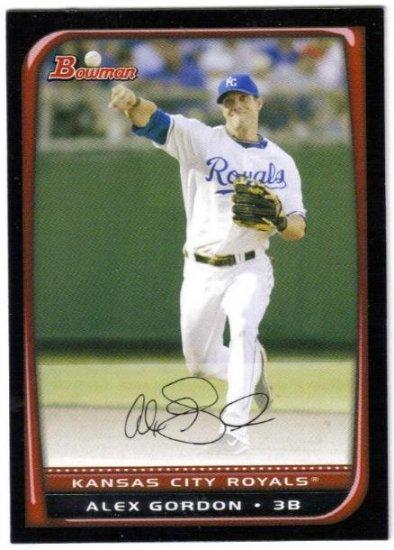 2008 Bowman Gary Matthews Jr (Angels) #104