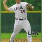 2008 Upper Deck Team USA 2007 National Team Brian Matusz #USA-2