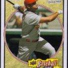 2008 Upper Deck Heroes Baseball Albert Pujols (Cardinals) #156