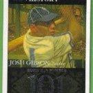2007 Topps Baseball Homerun History Josh Gibson (Crawfords) HR101 #JG16