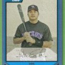 2007 Bowman Prospects Baseball Blue Border Duke Sardinha (Rockies) #BP88 (#'d 305/500)