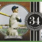 2007 Topps Baseball The Streak Joe DiMaggio (Yankees) JD34