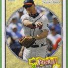 2008 Upper Deck Heroes Baseball Chipper Jones (Braves) #6