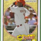 2008 Upper Deck Heroes Baseball Ken Griffey Jr (Reds) #47