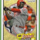 2008 Upper Deck Heroes Baseball Yogi Berra (Yankees) #121