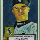 2007 Topps 52 Rookie Edition Chrome Debut Flashbacks Magglio Ordonez (White Sox) #DFC14 (0310/1952)