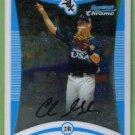 2008 Bowman Draft Picks & Prospects Chrome Chris Getz (White Sox) #BDPP81