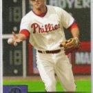 2009 Upper Deck Baseball Brian Bannister (Royals) #164