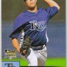 2009 Upper Deck Baseball Rookie James Parr (Braves) #427
