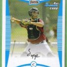 2008 Bowman Draft Picks & Prospects Scott Campbell (Blue Jays) #BDPP91