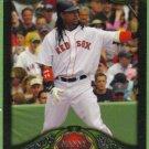 2009 Topps Baseball Legends of the Game Manny Ramirez (Red Sox) #LG-MRA