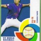 2009 Topps Baseball World Baseball Classic Fu-Te Ni (Chinese Taipei) #BCS9