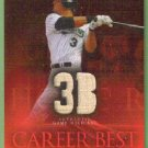 2009 Topps Baseball Career Best Game Used Bat Jorge Cantu (Marlins) #CBR-JC