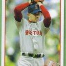 2009 Topps Baseball Johan Santana (Mets) #310