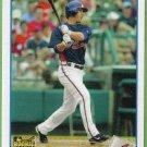 2009 Topps Baseball Rookie Luke Montz (Nationals) #362