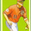 2009 Upper Deck Goudey Baseball Victor Martinez (Indians) #63