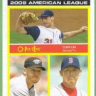 2009 Upper Deck O-Pee-Chee Baseball HR Leaders Ryan Howard / Adam Dunn / Carlos Delgado #534