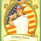 2009 Topps Allen & Ginter National Pride Grady Sizemore (Indians) #NP31