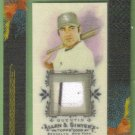 2009 Topps Allen & Ginter Baseball Game Used Jersey Carlos Quentin (White Sox) #AGR-CQ