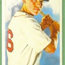 2009 Topps Allen & Ginter Baseball Mini Ryan Church (Mets) #121