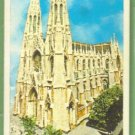 2009 Topps Allen & Ginter Baseball Mini St Patrick's Cathedral (Iconic Church) #209