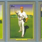 2009 Topps Update & Highlights Turkey Red Jimmie Fox (Red Sox) #TR113