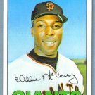 2010 Topps Baseball The Cards Your Mom Threw Out TCYMTO Willie McCovey (Giants) #CMT-16