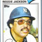 2010 Topps Baseball The Cards Your Mom Threw Out TCYMTO Reggie Jackson (Yankees) #CMT-26