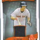 2010 Topps Baseball Peak Performance Game Used Jersey Relic J.D. Drew (Red Sox) #PPR-JD
