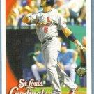 2010 Topps Baseball Brett Anderson (Athletics) #121