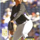 2010 Upper Deck Star Rookie Esmil Rogers (Rockies) #14