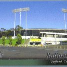2010 Upper Deck Baseball Oakland Athletics Ballparks (Athletics) #560