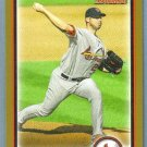 2010 Bowman Baseball Gold Clayton Kershaw (Dodgers) #49