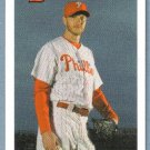 2010 Bowman Baseball 1992 Throwbacks Ryan Zimmerman (Nationals) #BT2