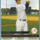 2010 Bowman Baseball Expectations Jon Lester (Red Sox) & Madison Bumgarner (Giants) #BE11