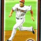 2010 Bowman Baseball Alcides Escobar (Brewers) #22