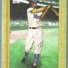 2010 Topps Baseball Turkey Red George Sisler (St Louis Browns) #TR92