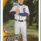 2010 Topps Baseball Rookie David Herndon (Phillies) #424