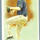 2010 Topps Allen & Ginter Baseball Mini Rookie Wade Davis (Rays) #11