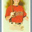 2010 Topps Allen & Ginter Baseball Mini Rookie Tommy Manzella (Astros) #183